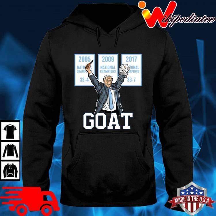 2005-2009-2017 National Championship Goat Shirt hoodie den