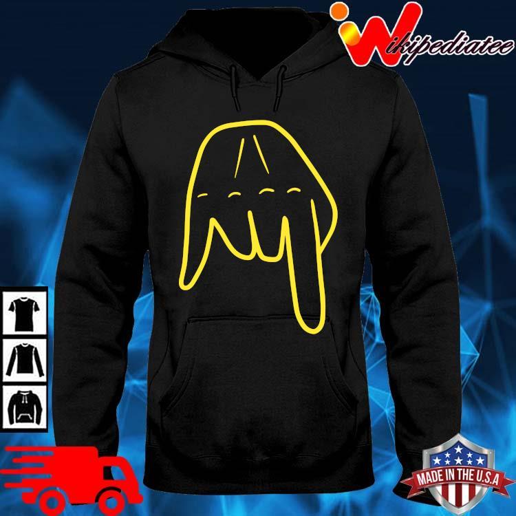 Horns Down SD Shirt hoodie den