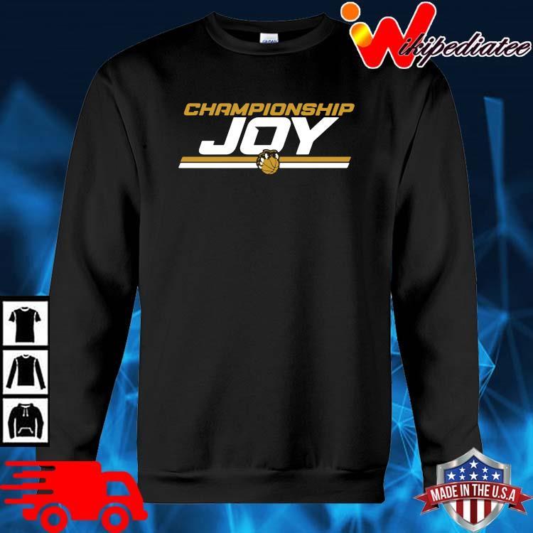 Baylor Bears Championship Joy Shirt sweater den