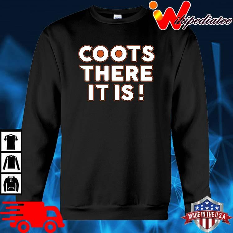 Coots There It Is Shirt sweater den