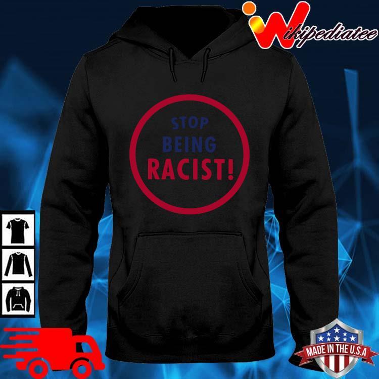 Gallerydept Ahmaud Marquez Arbery Candice Patton Stop Being Racist hoodie den