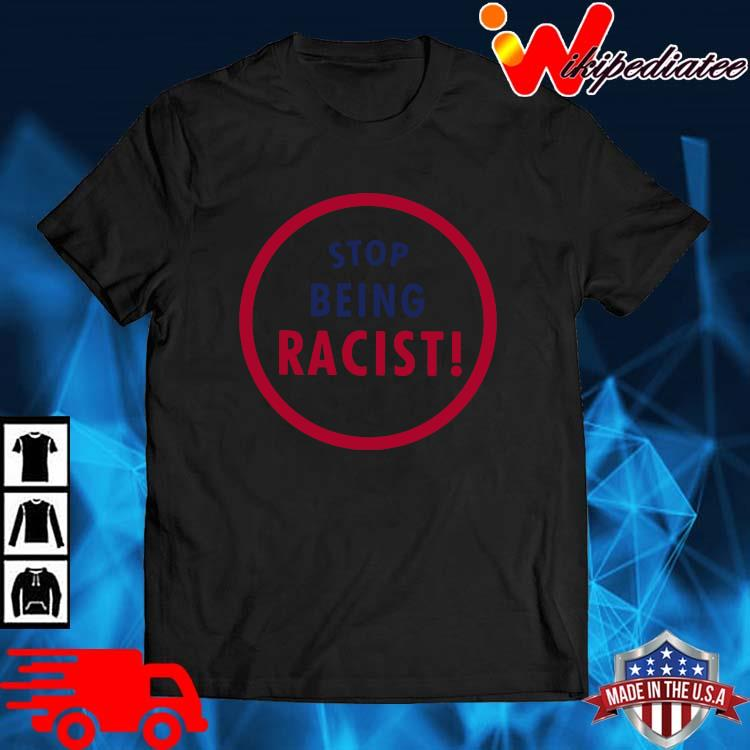 Gallerydept Ahmaud Marquez Arbery Candice Patton Stop Being Racist shirt