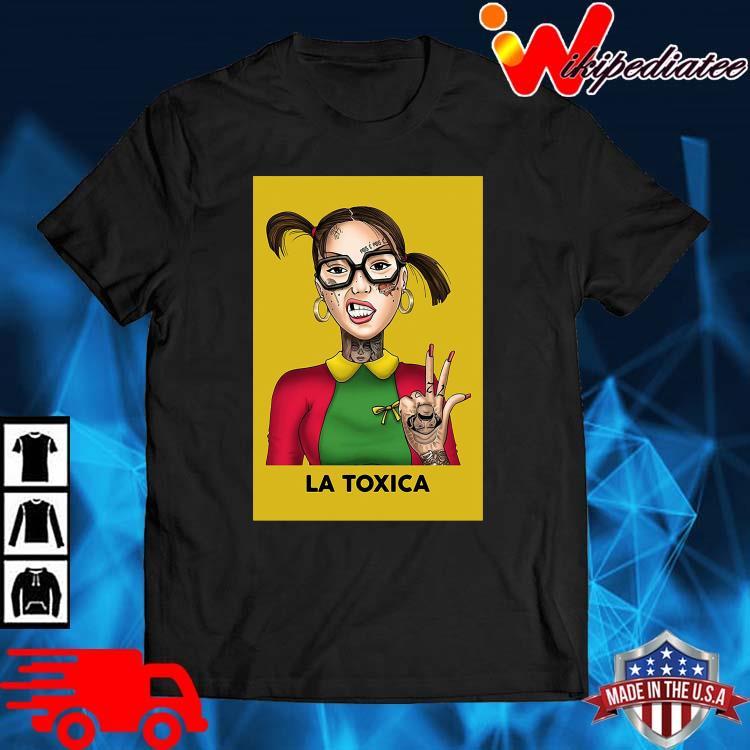 Official La Toxica Shirt