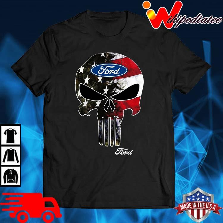 Skull Ford Logo Shirt