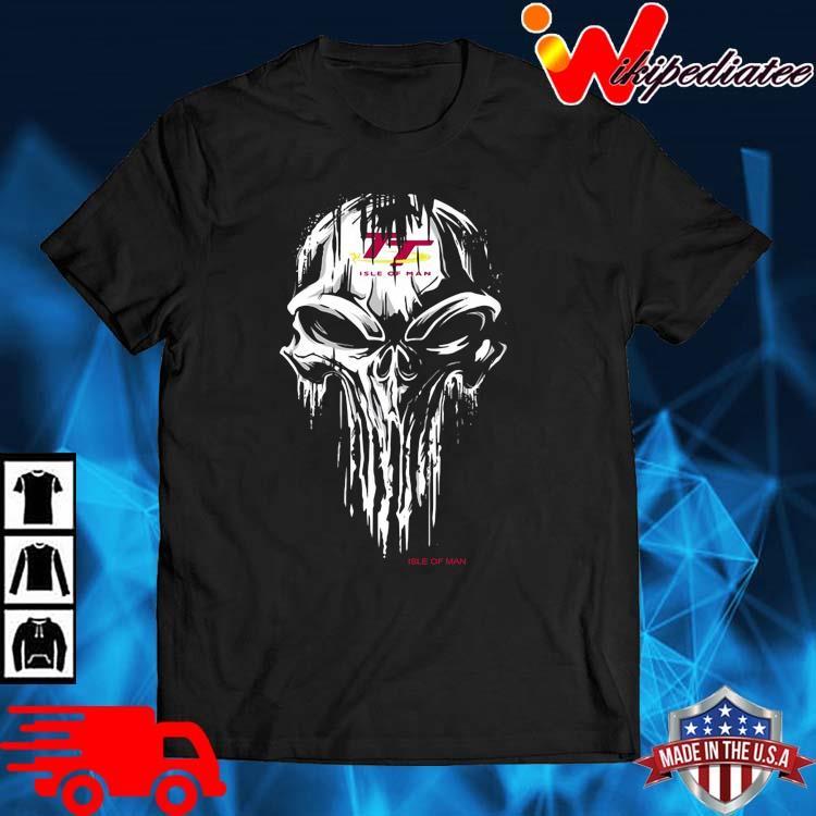 Skull Isle Of Man Logo Shirt