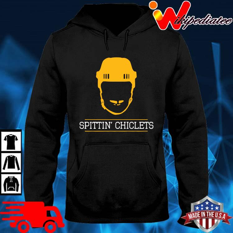 Spittin Chiclets Podcast Shirt hoodie den