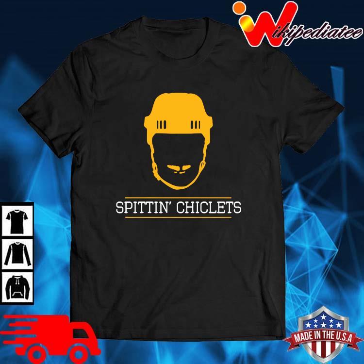 Spittin Chiclets Podcast Shirt