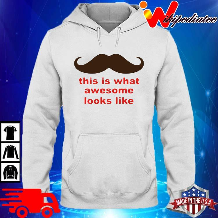 This is what awesome looks like hoodie trang